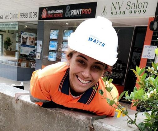 Traffic Management Sydney - Jasmin Matouk