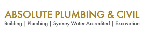 absolute plumbing logo